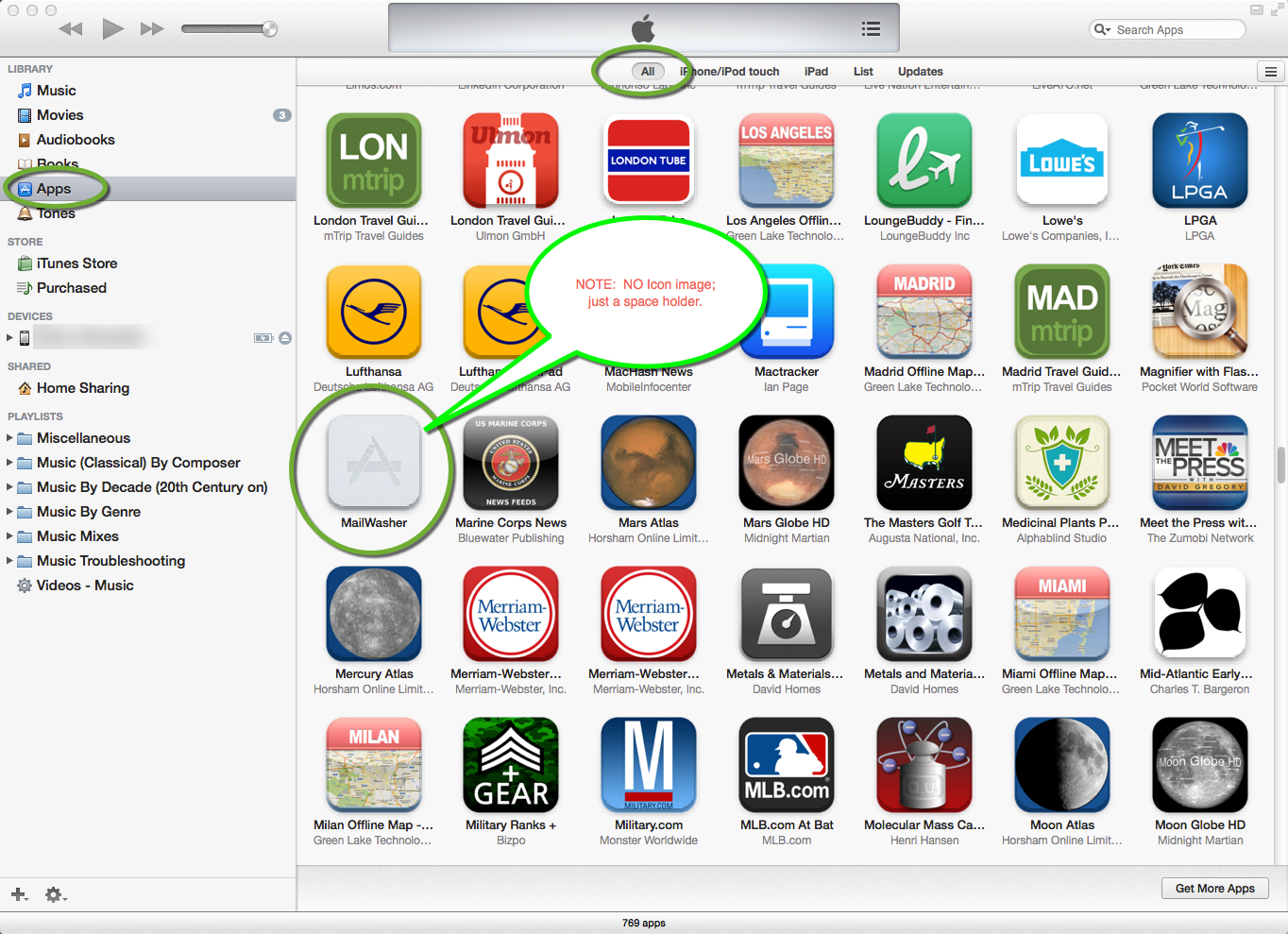 MacOSXiTunes_Apps-All_MissingMWMIconImageInList.png